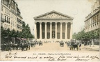 Paris, place de la Madeleine